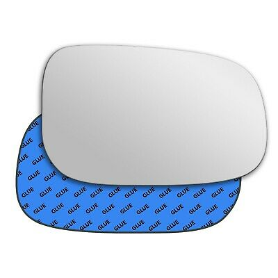 Right Hand Driver Side Mirror Glass for Volvo S40 2006 - 2009 0092RS