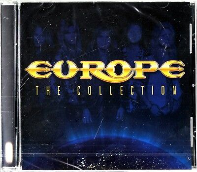 EUROPE- The Collection- Best of/Greatest Hits CD (NEW 2009) Final Countdown 80s