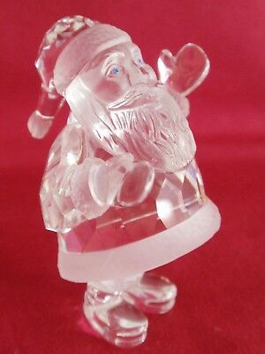 Swarovski Crystal Santa Claus / Father Christmas / Boxed / NO RESERVE!