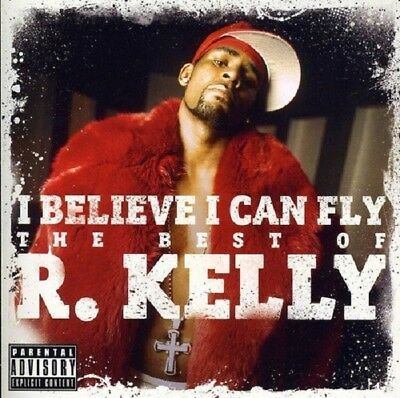 R. Kelly I Believe I Can Fly-The Best Of CD NEW SEALED 2010