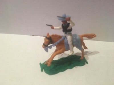 lot 9 timpo plastic Mexican on horseback