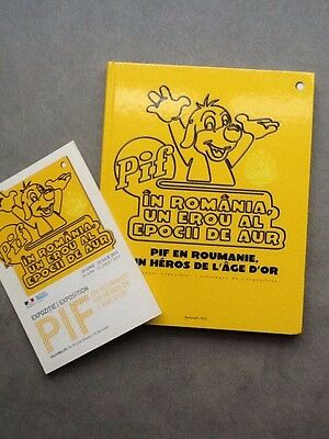 "Catalogue De L'exposition  ""pif En Roumanie""/ Ecrit En Francais Et En Roumain"