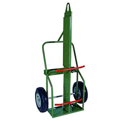 Sumner 782495 213-16PB-LE Cylinder Cart with Firewall and Lifting Eye