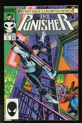 The Punisher #1 Near Mint 1987 Limited Series Marvel