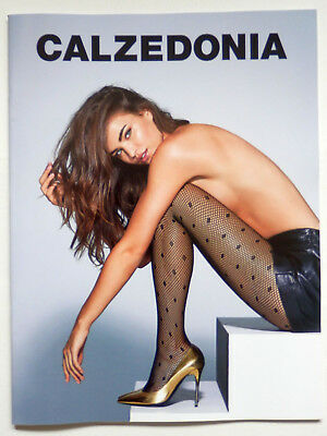 Calzedonia Herbst 2017 Katalog Lookbook Sexy Style Book Woman