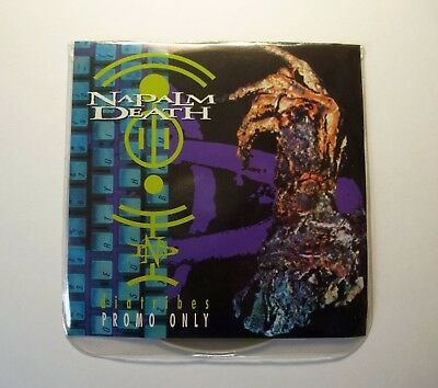 Napalm Death - Diatribes Promo