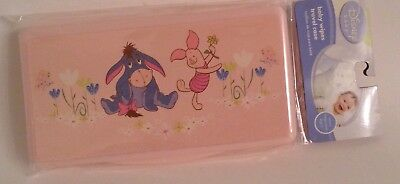 Disney Baby Eeyore Piglet Babies Pink TRAVEL BABY WIPES CASE ~ Winnie The Pooh
