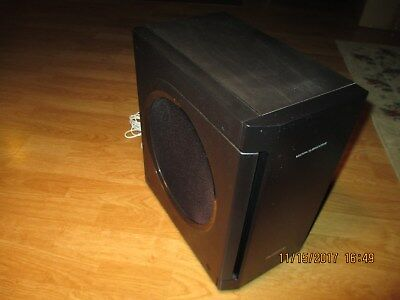 Panasonic Home Theater Surround Sound Sub Woofer Speaker SB-HW560 w/ wire