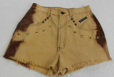 Rocky Mountain High Waisted Studded And Frayed Shorts Used Size 29/9
