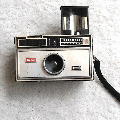 Vintage Kodak Instamatic Camera 100--Still Works.