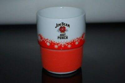 Jim Beam Hot Punch Becher  - Jim Beam Punchbecher - Jim Beam Punschbecher +++++