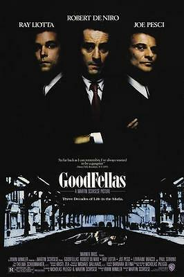 Goodfellas Movie Poster 24in x36in