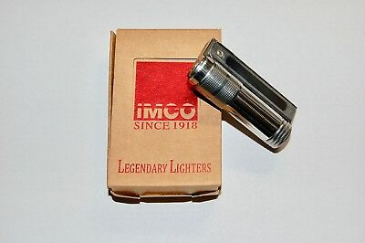 IMCO Triplex Super 6700 Stainless Steel  Cigarette Lighter