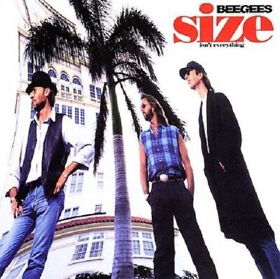 Bee Gees Size Isn't Everything CD NEW SEALED 2006