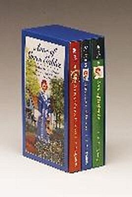 Anne of Green Gables 3-6, Lucy Maud Montgomery