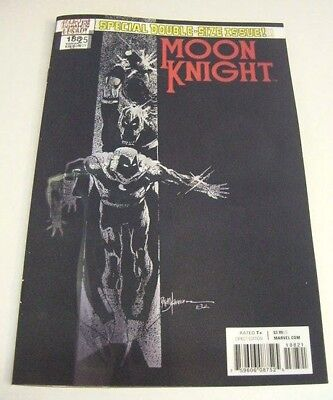 Moon Knight #188 Sienkiewicz Marvel Legacy 3D Lenticular Variant $3 Flat Ship!