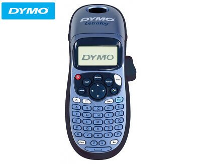 DYMO LetraTag Personal Label Maker - Blue