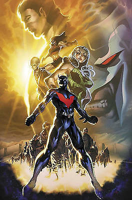 Batman Beyond TP Vol 2 City of Yesterday, Dan Jurgens