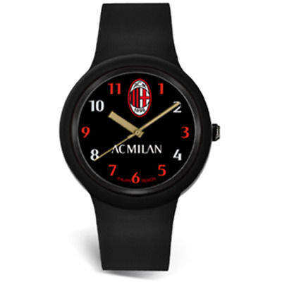 OROLOGIO DA POLSO IN SILICONE AC MILAN LOWELL NEW ONE 37 mm