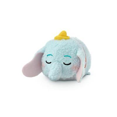 "Disney Tsum Tsum DUMBO  Stackable 3 1/2"" Plush NEW with Tags"