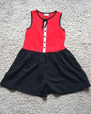 Girls Kids Gorgeous New Next Summer Playsuit Jumpsuit Age 9 Years Yrs 134 New