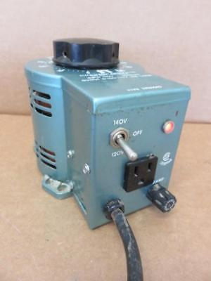 Staco Energy Products 3PN1010 Variable Autotransformer Variac 120 /140V (B)