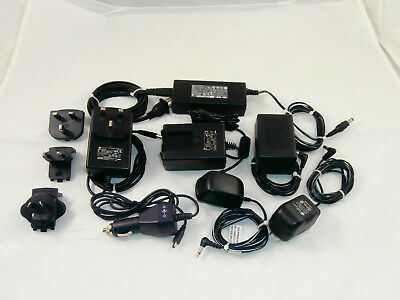 Various Power Supplies - AC Adaptors (Reference Picture) Sold as LOT