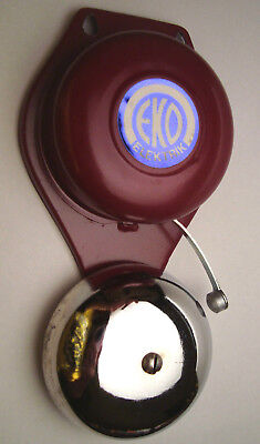 EKO ELEKTRIK vintage rare metal electric door bell made in GDR