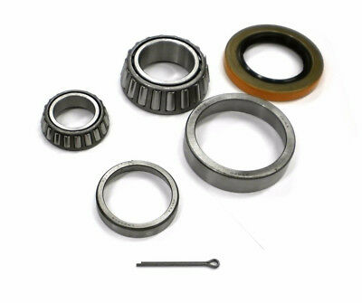 1-3//4 x 1-1//4 Trailer Both Wheel Bearings /& Seal Kit HK12 HK12G BD12 6000Lb Axle