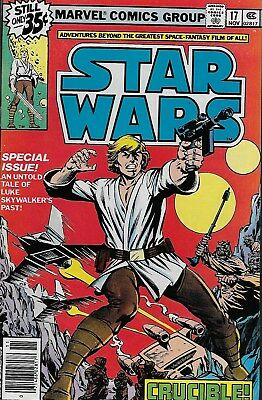 Star Wars No.17 / 1978 Archie Goodwin & Herb Trimpe