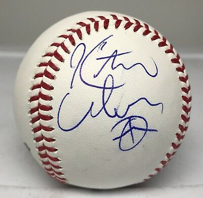Keith Urban Signed Baseball AUTO Autograph JSA COA Country Music Singer