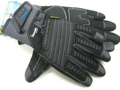 MECHANIX WEAR X-Large Black WINTER IMPACT PRO Cold Weather Gloves! MCW-IP-011