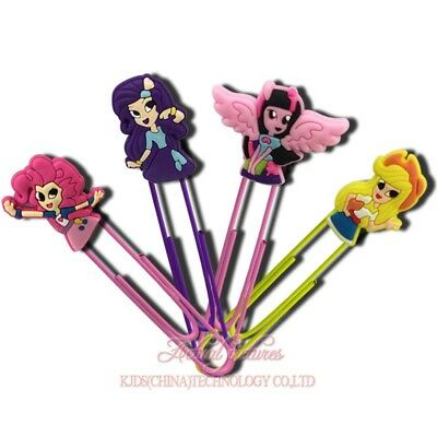 20pcs Equestria Girls Paper Clips Bookmarks DIY Office School Clips Binder Gift