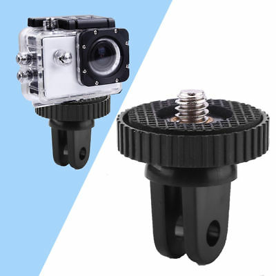 Tripod Mount to Quick-Release Adapter Monopod for Gopro Hero 1 2 3 4 Camera CA