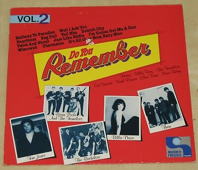Do You Remember, Vol.2 - LP  Various, Billie Davis/The Tremeloes/Them/Tom Jones