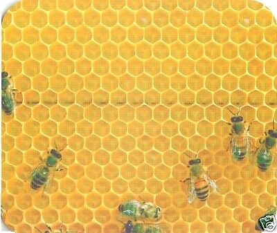 Bees & Honeycomb - Photo Mouse Pad - Clearance Sale!