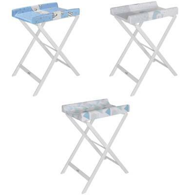 Geuther Changing Table Shelf TRIXI - White - Foldable Table, Space Saving