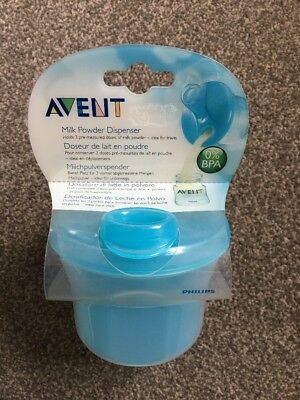 Avent Milk Powder Dispenser Brand New