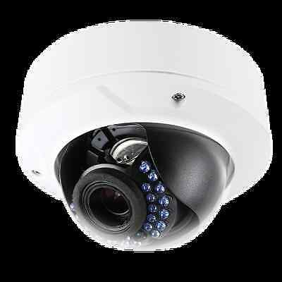 LTS Security CMIP7223W-S Platinum Varifocal Dome IP Camera 2.1MP HD