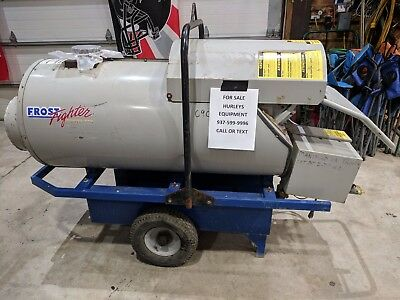 Ice Frost Fighter Indirect Heater Natural Gas Propane Lp Job Site Construction