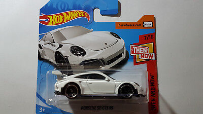 2018 Hot Wheels Porsche 911 GT3 RS HW Then and Now 2018 neu OVP