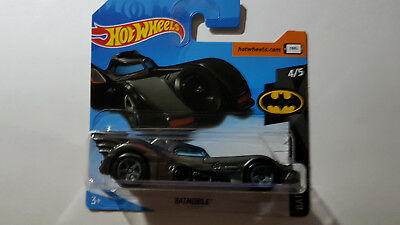 2018 Hot Wheels BATMOBILE HW Batman 2018 neu OVP