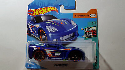 2018 Hot Wheels C6 Corvette HW TOONED 2018 neu OVP