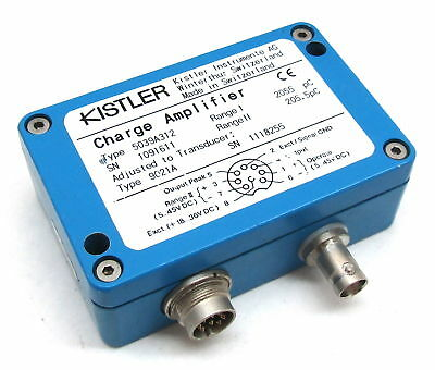 Kistler 5039A312 Charge Amplifier