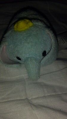 Disney Tsum Tsum Dumbo Elephant Official Product