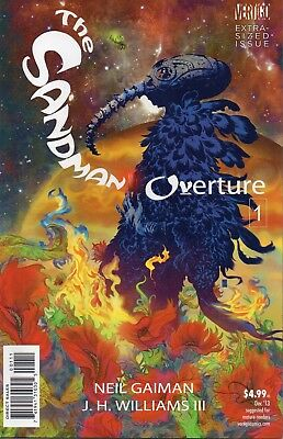 Sandman Overture #1 (NM)`13 Gaiman/ Williams III (Cover A)