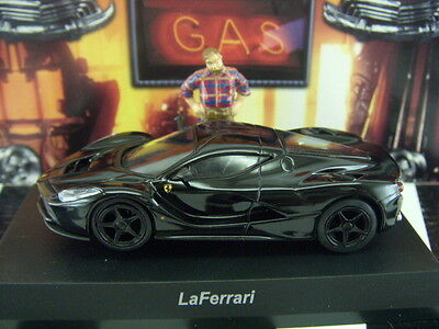 KYOSHO FERRARI LAFERRARI [Black] Ferrari Minicar Collection 12 Scale 164