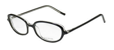 New Vera Wang V40 Durable Trendy Eyeglass Frame/eyewear/glasses Made In Japan
