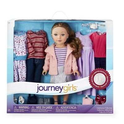 Journey Girls Limited Edition Celebration Collection Set