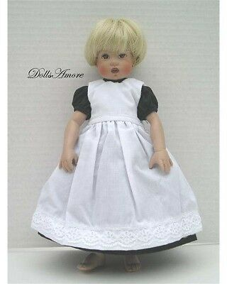 """1995-97 Helen Kish 12"""" Charlotte Doll Outfit Factory"""